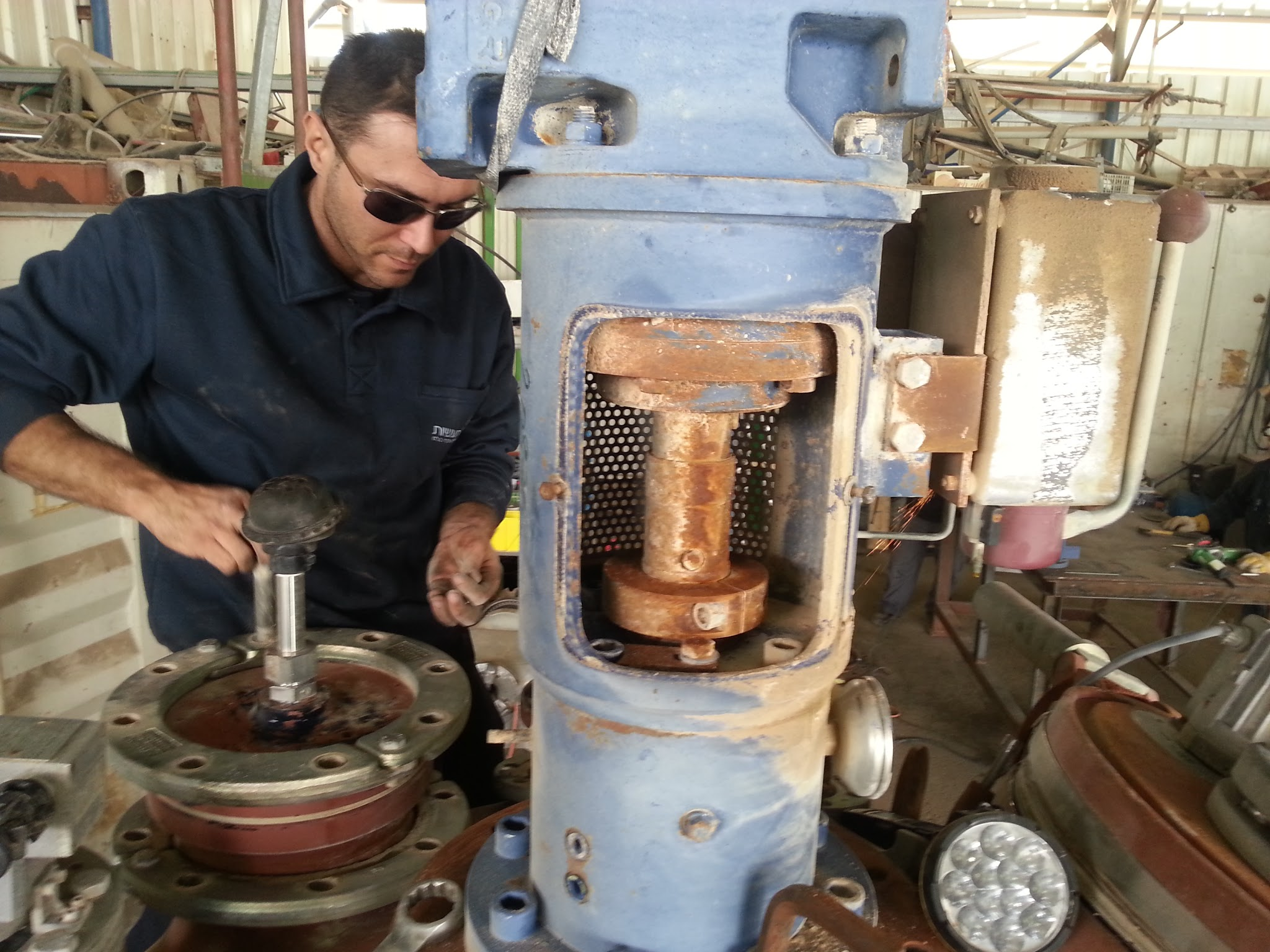 Mechanical Maintenance For Factories Gal Industry