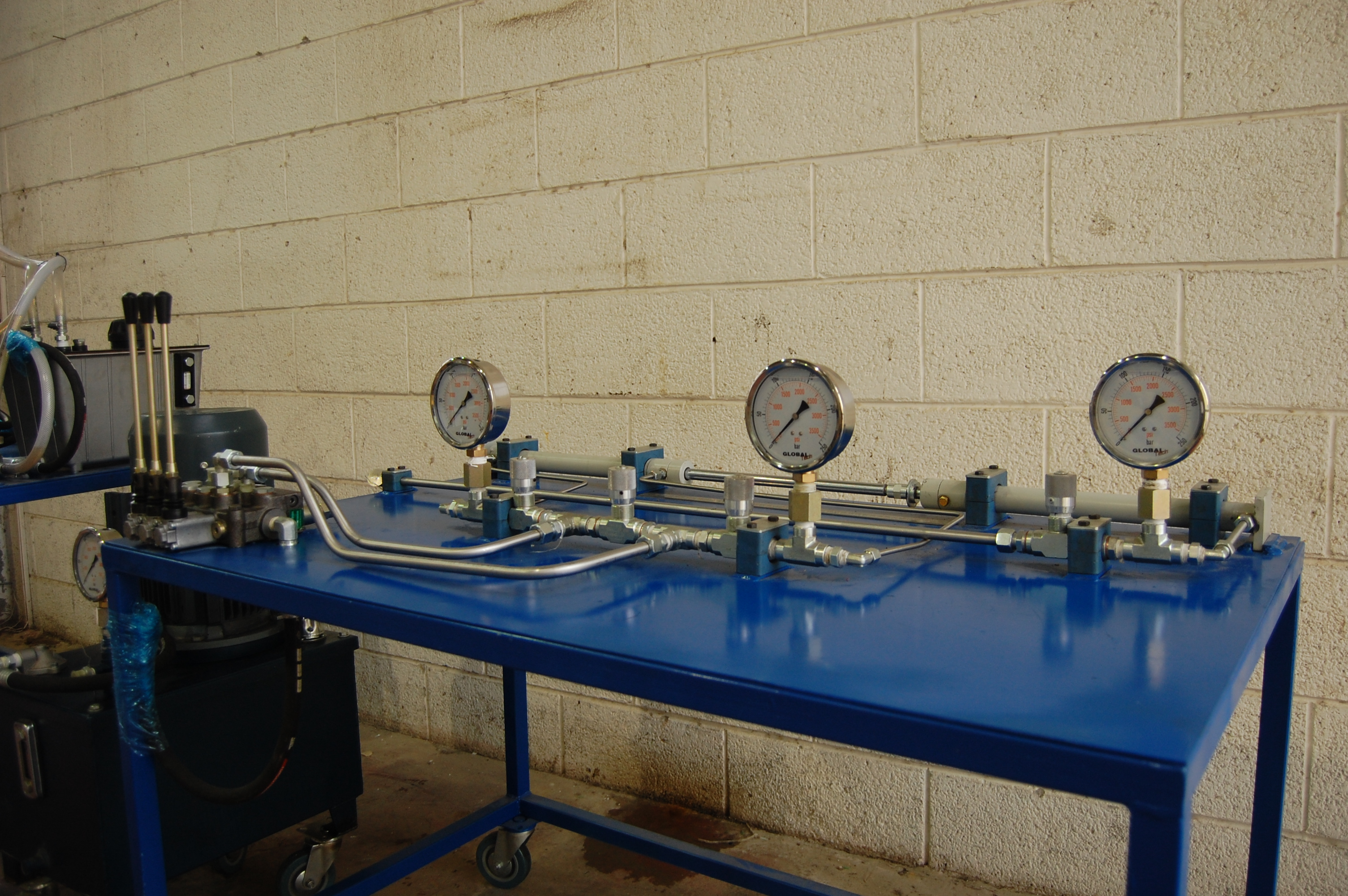 Manufacture and Assembly of Machines | Gal Industry